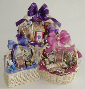 Gift Baskets & Balloon Bouquets